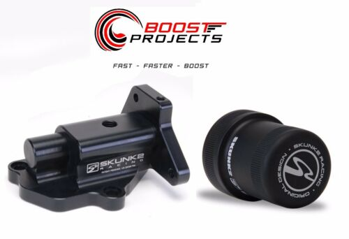 SKUNK2 Black Series Billet VTEC Solenoid Cover Black B17A1//B18C1//B18C5//B16A2