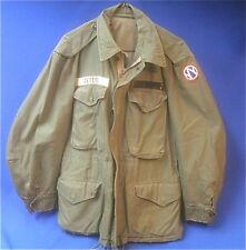 Original US Army M-1951 Field Jacket