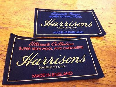 Quality English Fabric by Harrisons