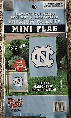 North Carolina Tar Heels Garden Flag 15