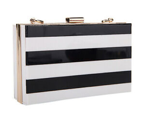 Black-White-Creative-Acrylic-Clutch-Handbags-Fashion-Evening-Bags-Party-Bag