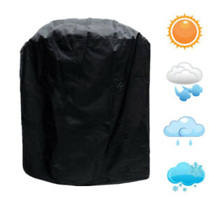 Waterproof-Anti-UV-Round-Outdoor-BBQ-Grill-Furniture-Cover-Protective-Case-Cute