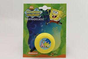 Fahrradklingel-SpongeBob-gelb