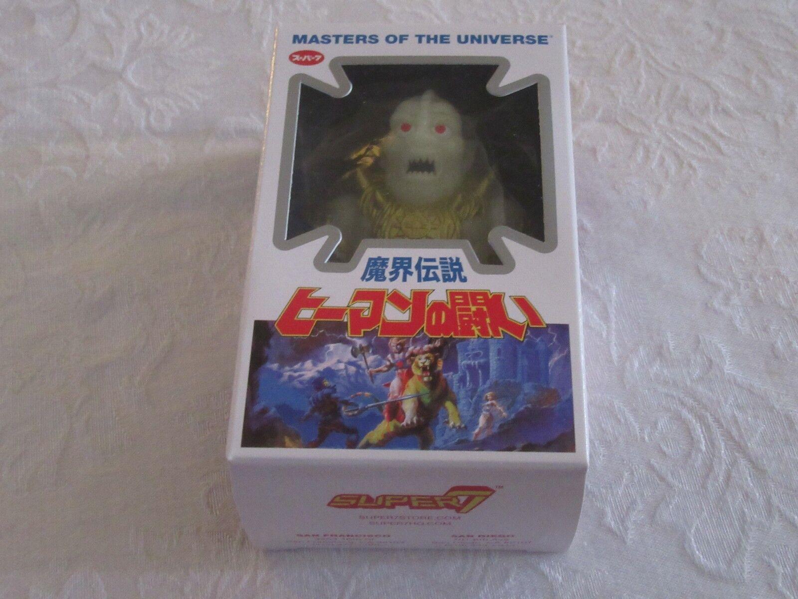 Super7 MOTU Masters of the Universe Beast Man GID Glow in the Dark Exclusive 4