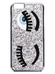 check out 0929b 738ee Details about Luxury Chiara Ferragni Creative Big Eyes Lashes Case Cover  For iPhone 6/6S Plus