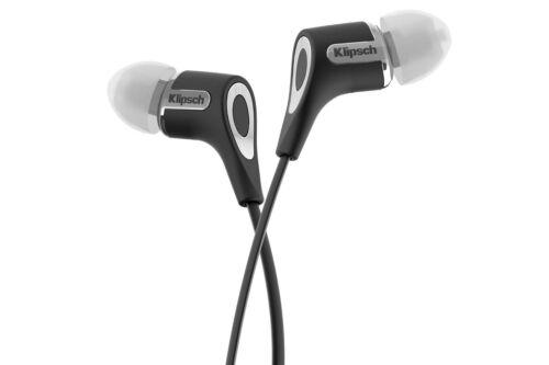 8pcs Triple Flange Replacement Ear Tips Buds for Klipsch X12i Earphones M-SLB