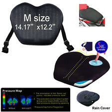 Sharper Image Multi Use Gel Seat Cushion Black 2day Delivery Ebay