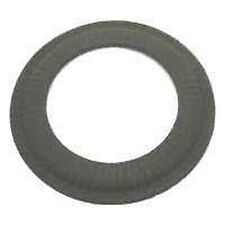 NEW GRAY METAL 7295694 7 INCH BLACK STOVE PIPE HEAVY 24 GAUGE COLLAR TRIM RING