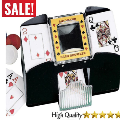 Automatic Poker Card Shuffler Electric Shuffling Casino ...