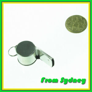 Sports-WHISTLE-Survival-Emergency-Metal-Referee-Whistle-Sport-Whistles