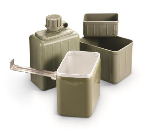 Yugoslavian Army BASIC SET Canteen Cookset Mess Tin Cutlery SURPLUS ver 2
