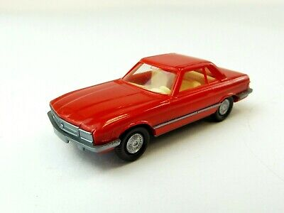 1//87 Wiking MB 350 SL rot 140 9 A