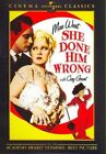 She Done Him Wrong 0025192578823 With Cary Grant DVD Region 1