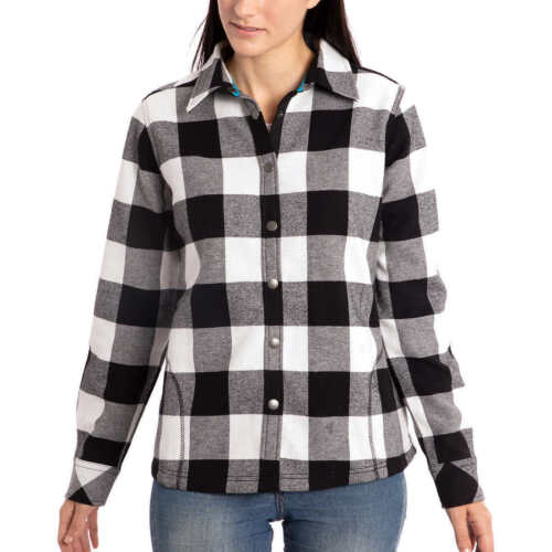Orvis Ladies/' Flannel Shirt Jacket