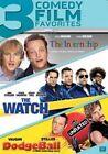 Internship The Watch Dodgeball Triple Feature DVD