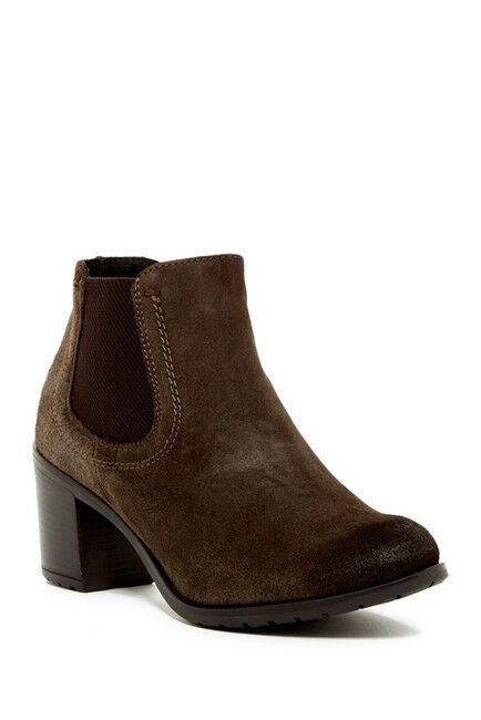NEW Damenschuhe Manas T-Moro Braun Suede Bootie Ankle Boot Bootie Suede US 9 M EU 39 299 d4317e