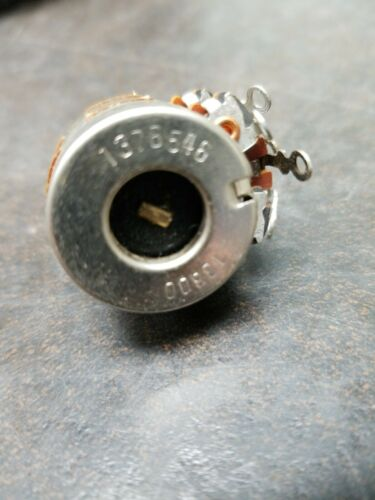 Part Number 13800 Vintage 1965 CTS  Dual 500k  Audio Potentiometer