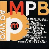 Mpb Ao Vivo, Various Artists, Brazil Baby, Banda Eva, Simone, Rare Cd,
