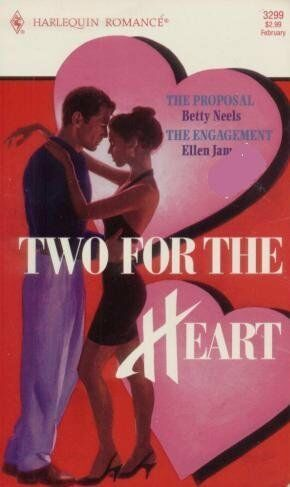 Two For The Heart: The Proposal and The Engagement (Harlequin Romance No 3299) b