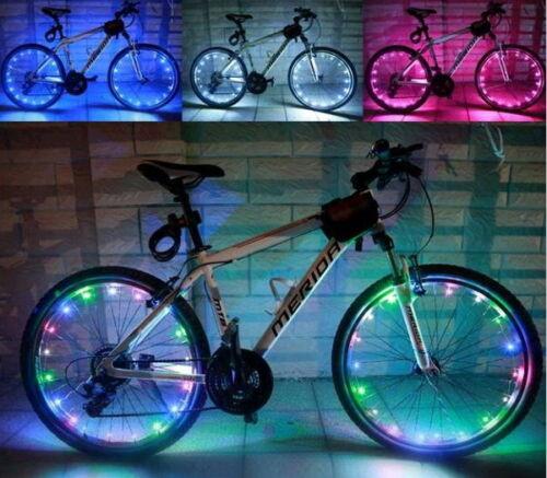 1 x LED rayons de lumière rayons projecteur Guirlande lumineuse éclairage vélo show