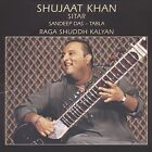 Raga Shuddh Kalyan by Shujaat Khan (Sitar) (CD, Jun-2003, India Archives)