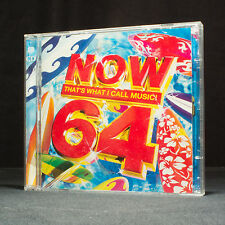 Now That's What I Call Music 64 - music cd album X 2