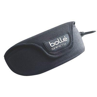 Bolle ETUIB lunettes de sécurité Noir Rigide Case Avec Boucle De Ceinture