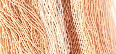 2x2.5mm White Chinese Crystal Rondelle 2 Strands You Pick Color Listing