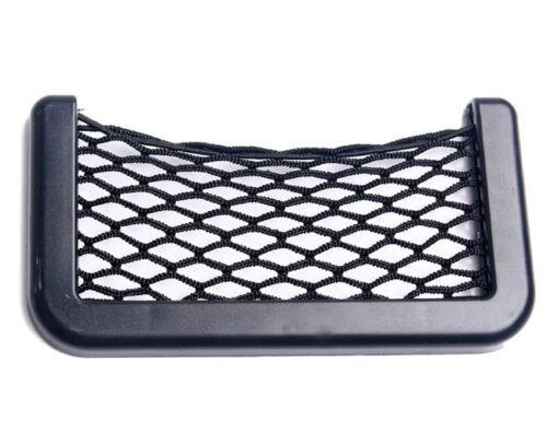 Tasca portaoggetti rete elastica organizzatore auto camion bus porta cellulare