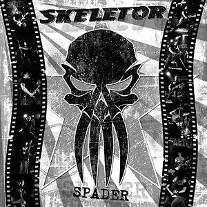 SKELETOR-Spader-EP-CD-2005-German-HellFire-Rock-039-n-039-Roll-NEW