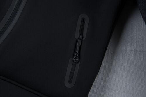 ADIDAS Tech standard 19 Donna Giacca con cappuccio RV Hoody Hoodie Nero Caldo XS-L