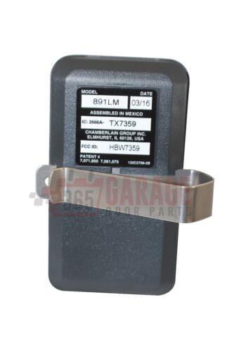891lm Liftmaster 1 Button Remote Transmitter Garage