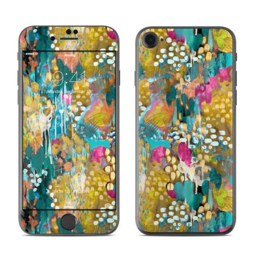 iPhone 7 Skin Sweet Talia by Stephanie Corfee Artworks Sticker Decal