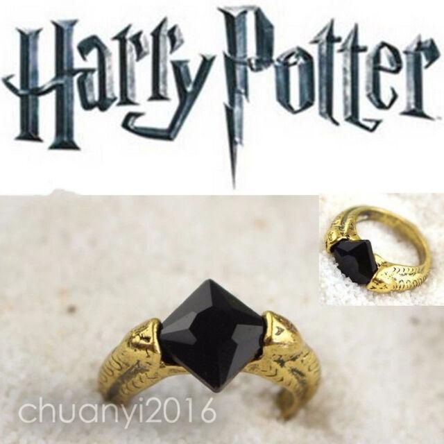 Cosplay Harry Potter Horcrux  Resurrection Gift Magic Sorcerer's Stone Ring new