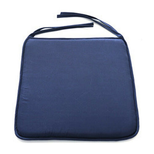 Square Chair Cushion Seat Pads Kitchen Dining removable cover