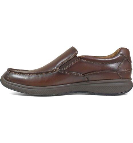 Florsheim GREAT LAKES SLP Mens Brown 13320-200 MEDIUM and WIDE Slip On Shoes