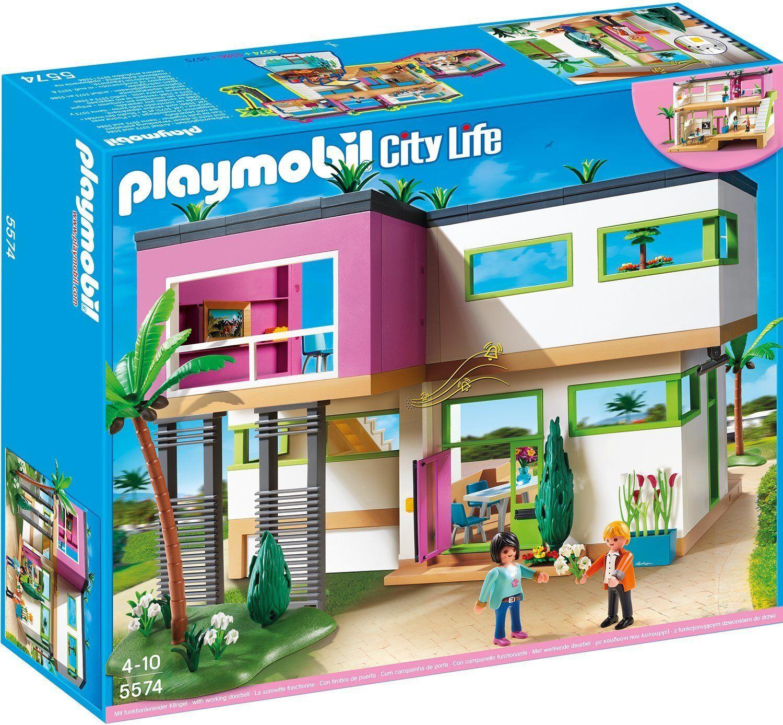 Playmobil City Life Moderne Luxusvilla 5574 Neu & OVP Haus Villa