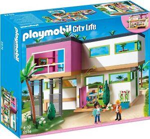 Playmobil City Life Moderne Luxusvilla 5574 Neu & OVP Haus Villa | eBay