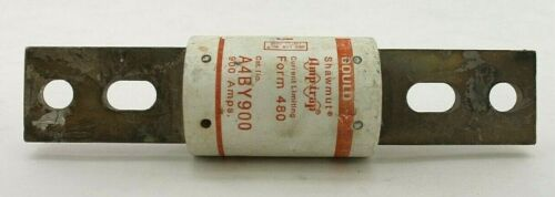 Details about  /Gould Shawmut A4BY900 Amp-Trap Current Limiting Fuse