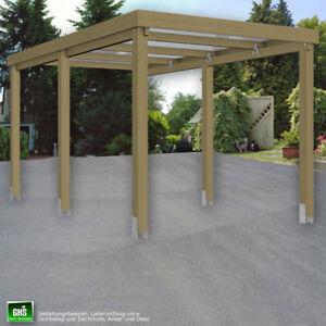Stahl Mehrzweckhaus Carport In Holz Alu Stahl Carport Bausatz ...