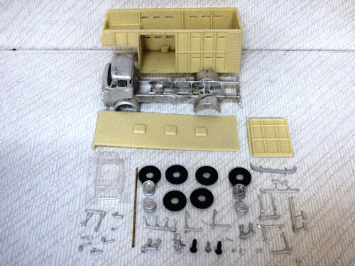 Promod Collectors Model Commer Maxiload Horse Box Kit