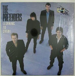PRETENDERS Learning To Crawl LP 1982 ALT/ROCK NM- NM-