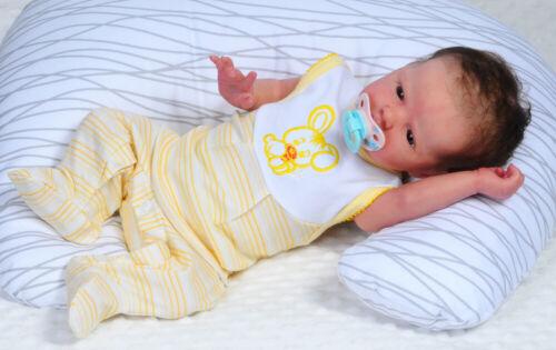 Strampler Baby Einteiler ärmellos 62 68