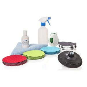 Glass scratch remover scratched glass repair professional glass repair kit ebay - Kalk entfernen wasserkocher ...