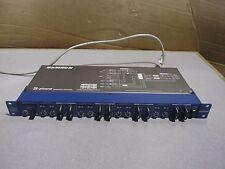 OEM Samson S-phone 4 Four Channel Headphone Amp Amplifier & Mixer Rack Unit