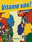 Vitame vas! Lehrbuch von Vera Amorova (2005, Kunststoffeinband)