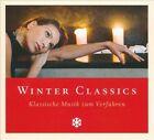 Winter Classics: Klassische Musik zum Verfhren (CD, Jan-2011, Edel Records)