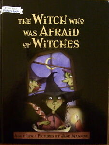 Details about The Witch Who Was Afraid of Witches (I Can Read! Picture  Book) by Alice Low