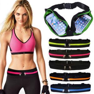 Running-Hiking-Sport-Bum-Bags-Travel-Money-Phone-Fanny-Pack-Waist-Belt-Zip-Pouch