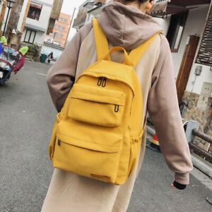 Women-Student-Backpack-School-Shoulder-Backpack-Handle-Bag-Travel-Backpacks-1PC